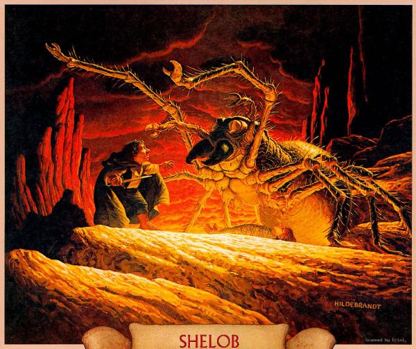 Shelob 2, Magic Animals 1