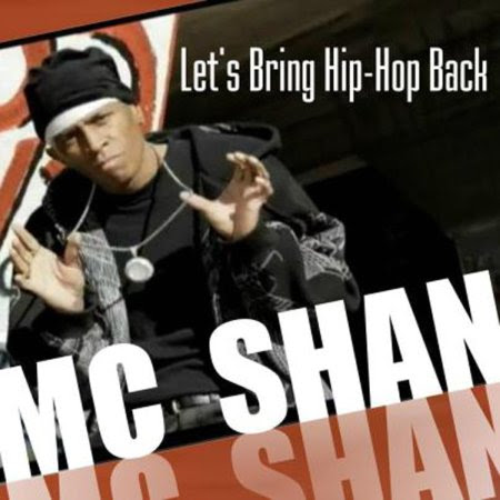 MC Shan - Lets Bring Hip-Hop Back