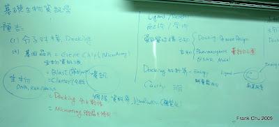 分子對接(Molecular docking)和基因晶片(Gene chip)介紹