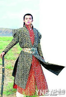 Kelvin Cui Peng China Actor