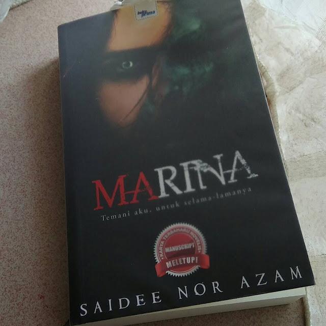 Marina oleh Saidee Nor Azam