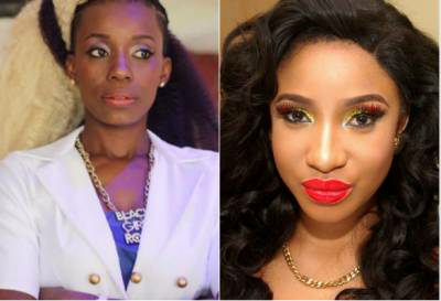 I called you out on Social media for mocking me when i lost my father - Ada Slim fires back at Tonto Dikeh