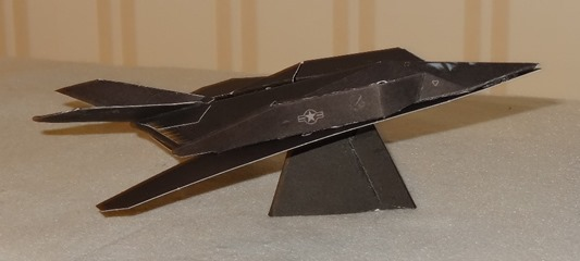 1983 Lockheed F-117 Nighthawk