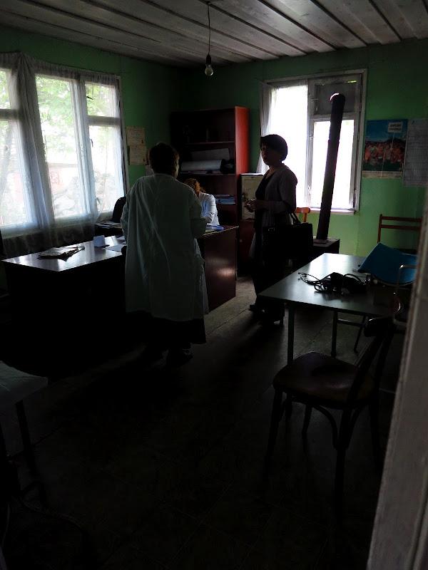 The exam room
