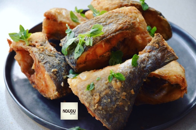 Ndudu by fafa how to fry the perfect fish for What goes good with fried fish