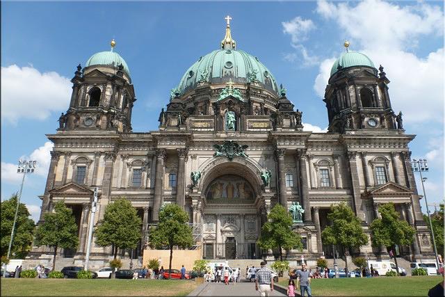 Berliner Dom (Catedral de Berlín) - Berlín'15