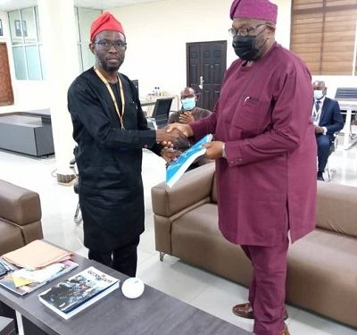 LASU appoints Prof. Oke as the acting VC