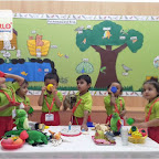 Tea Party with my Pet organised for children of Playgroup Afternoon Section at Witty World, Chikoowadi (2018-19)
