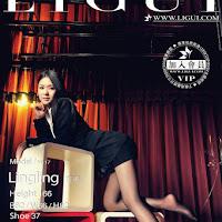 LiGui 2014.05.28 网络丽人 Model 凌凌 [36P] cover.jpg