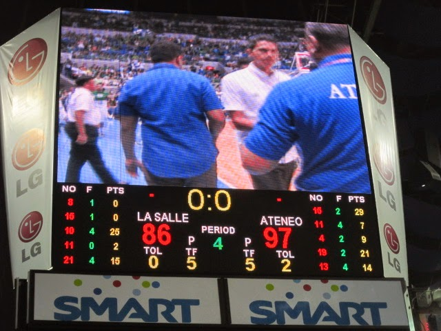 Ateneo in 77th UAAP men's basketball