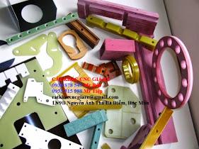 Nhận gia công cắt, khắc CNC gỗ, mica, alu các loại giá siêu rẻ chỉ 150,000/1m2. - 14