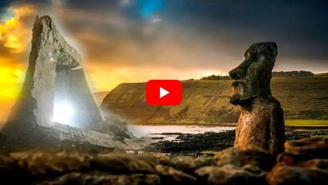 Ilha de Páscoa é um portal de outra dimensão
