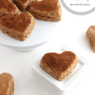 Coffee Scones with Coffee Icing Recipe
