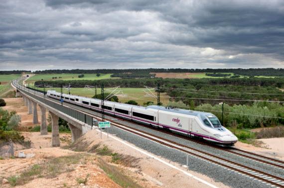 Más de 11,6 millones de clientes del AVE a Alicante en seis años