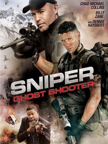 Lính bắn tỉa: Truy tìm nội gián - Sniper: Ghost Shooter