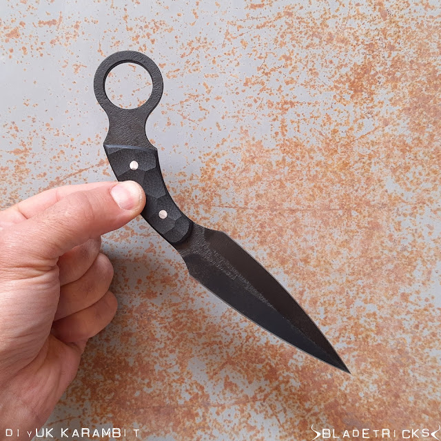 Counter terrorism YAMAM Unit Bladetricks knife