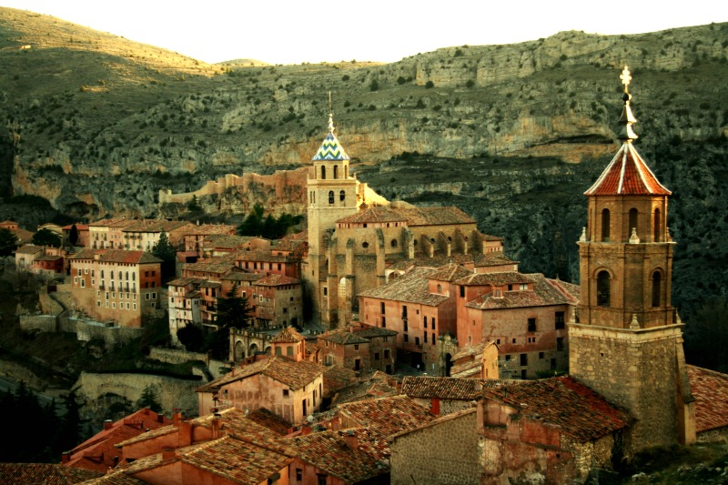 Vista de Albarracín