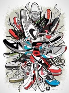 besplatne slike za mobitele free download tenisice Nike