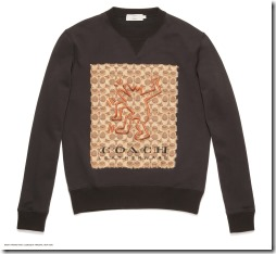 Coach x Keith Haring Sweatshirt in Black (29999)