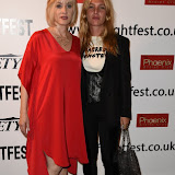 OIC - ENTSIMAGES.COM - Barbra Crampton  and Josephine de La Baume at the Film4 Frightfest on Sunday    of  Road Games  UK Film Premiere at the Vue West End in London on the 30th August 2015. Photo Mobis Photos/OIC 0203 174 1069