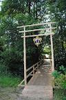 Nový most s novou bránou.