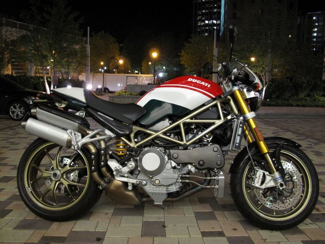 Ducati Monster Atlanta