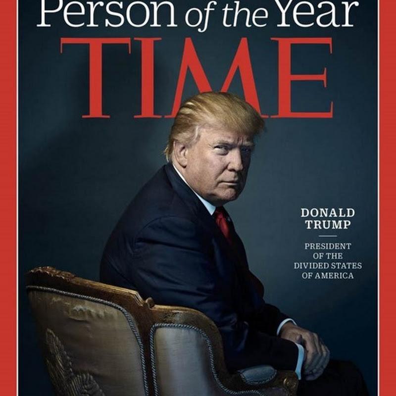 «Человек года»: обложки журнала Time за 30 лет