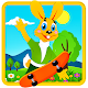 Download Rabbit Skater Run For PC Windows and Mac