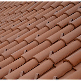 Oprava střechy kostela - kontrolní den 22.10.2014