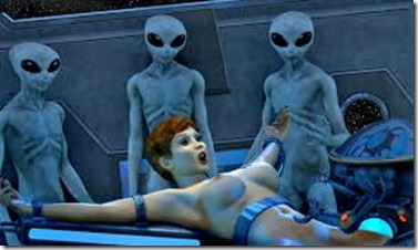 sexual predators aliens