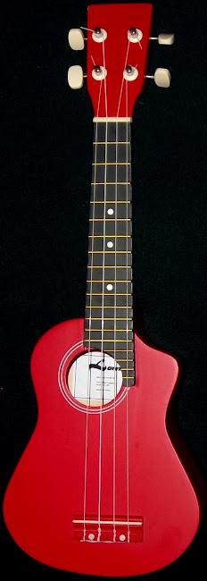 (GodWillies) Lorenzo Acoustic Soprano Ukulele
