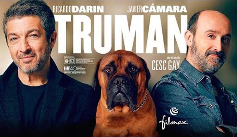 Τρούμαν (Truman) Wallpaper