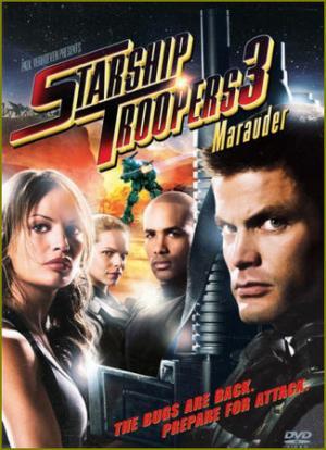 Nhện Khổng Lồ 3 - Starship Troopers 3: Marauder (2008)