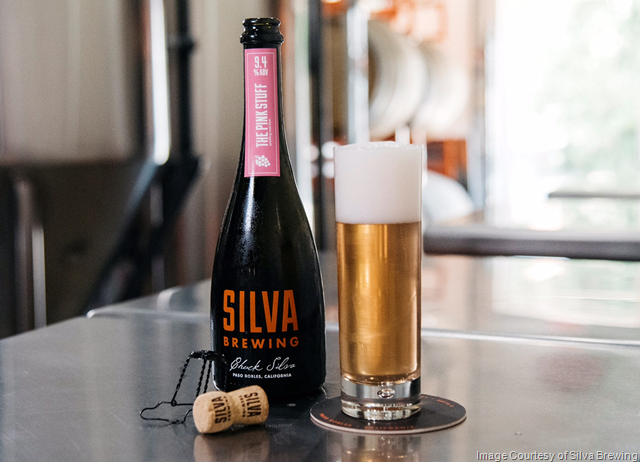 Silva Brewing Releasing The Pink Stuff