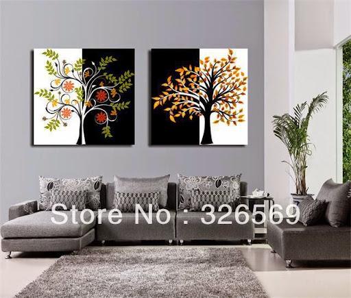 pachira macrocarpa wall art Canvas Prints for home deco