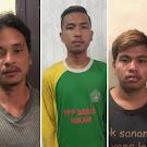 Tim Sultan Polres Tebo Bekuk Tiga Pelaku Ilegal Logging, Serta Amankan  5 Kubik Kayu