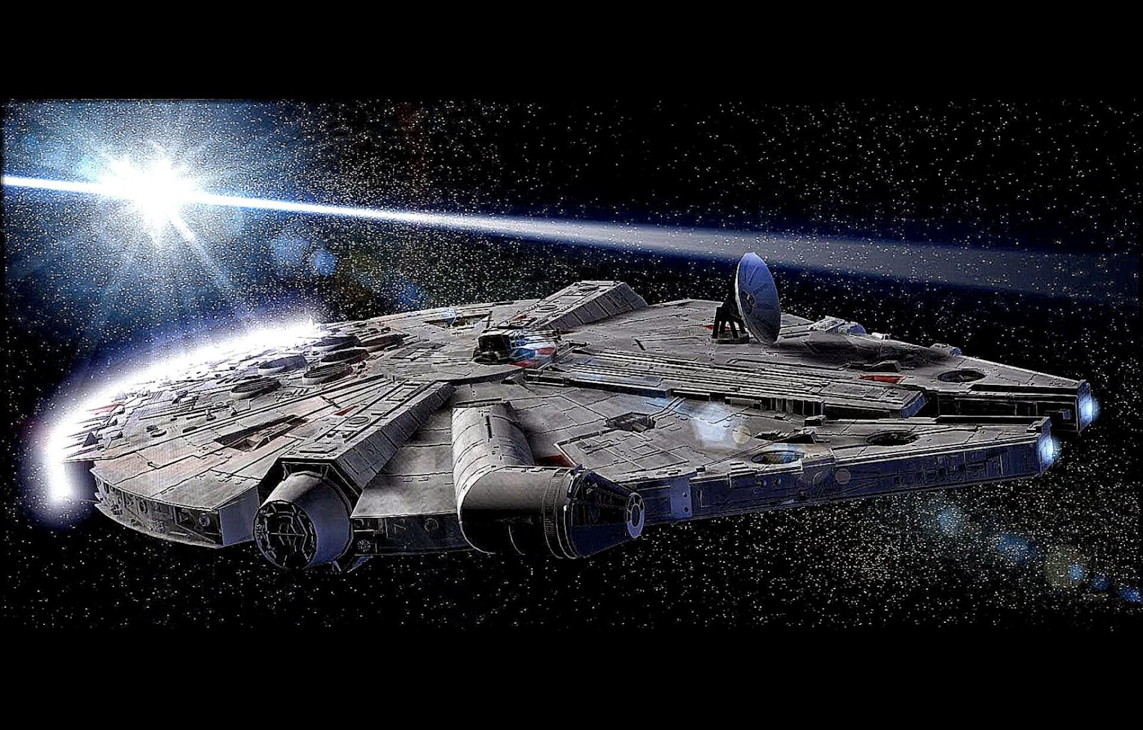 Millenium Falcon Wallpapers   Full HD wallpaper search