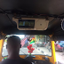 See This Tricycle (Keke-Napep) with Inbuilt Fan And DVD player