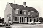 Ten Boer.  Raiffeisenbank.  Gelopen gestempeld in 1974.