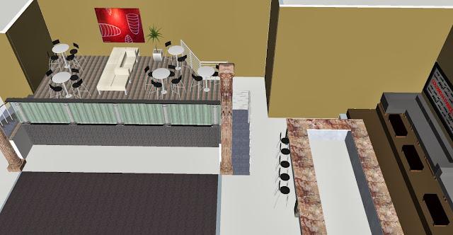Colosseum VIP Area