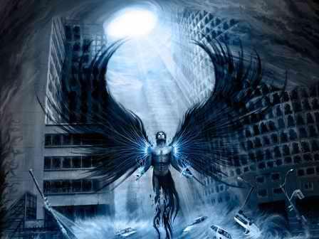 Dark Fallen Angel Of Evil, Angels 2