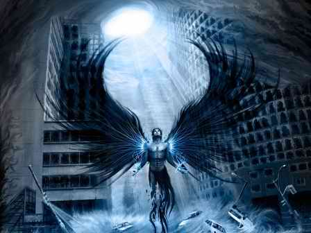 Dark Fallen Angel Of Evil, Angels 2