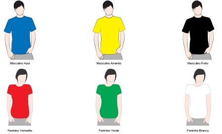 estamparia de camisetas - personalização
