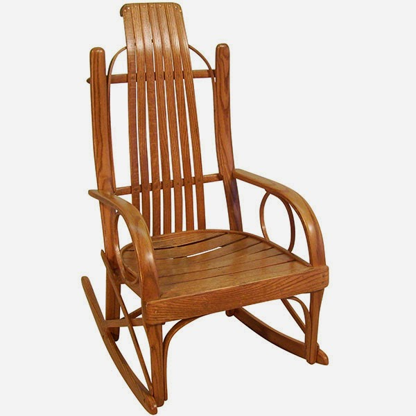 We Have An Assortment Of Amish Made Rocking Chairs And Gliders!
