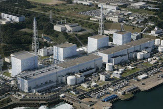 central nuclear fukushima daichi