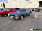 Blue Ford Capri mk1 facelift