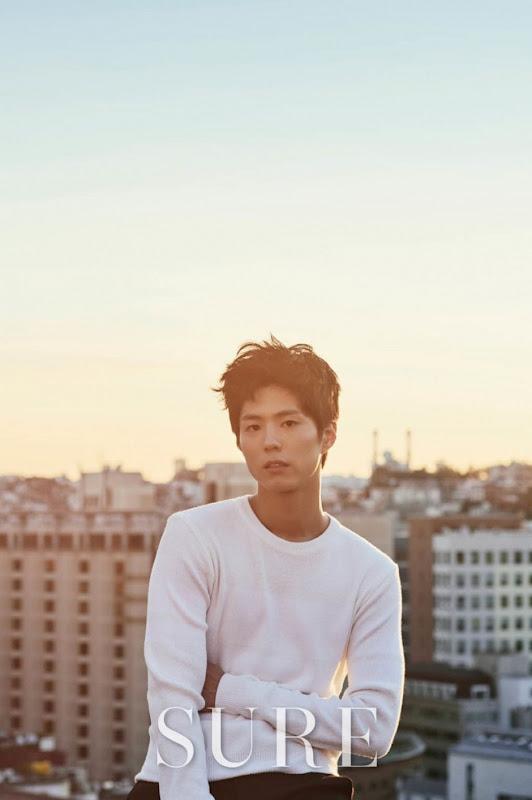 Park Bo-gum Korea Actor
