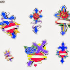 Photo - Crosses Tattoos Designs