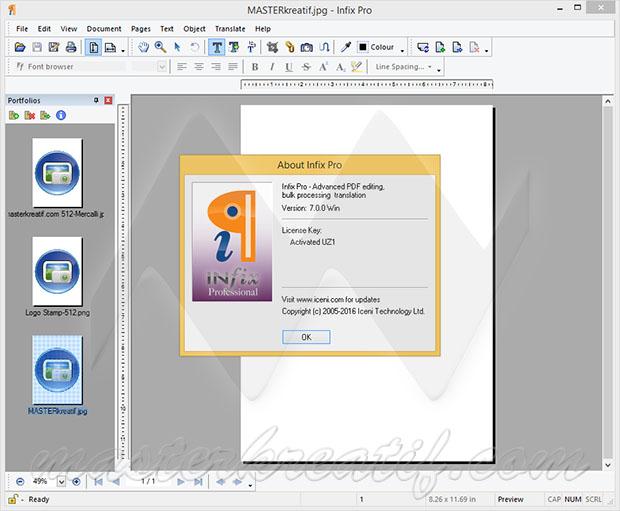 Infix PDF Editor 7 Pro