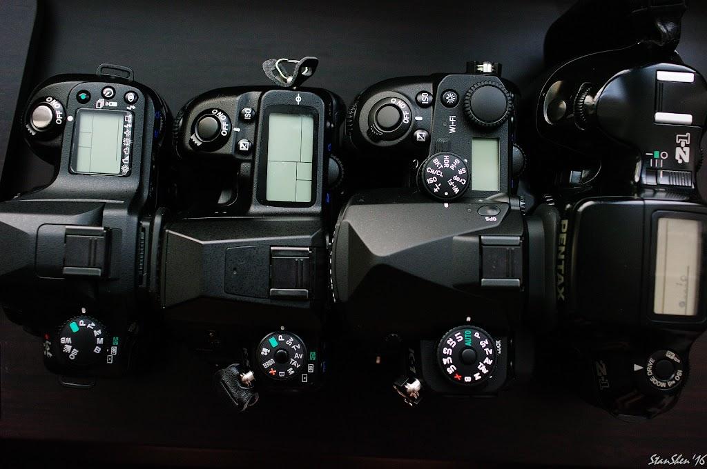 從入手Z-1到Pentax K-1相隔25年.Pentax數位全幅美夢成真